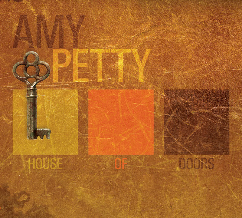 Amy Petty | House Of Doors Front Album Cover